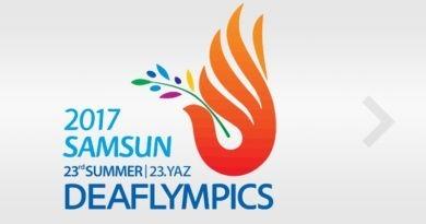 Monika Dorsz i Marek Rutowski startowali w Letnich Igrzyskach Olimpijskich Głuchych