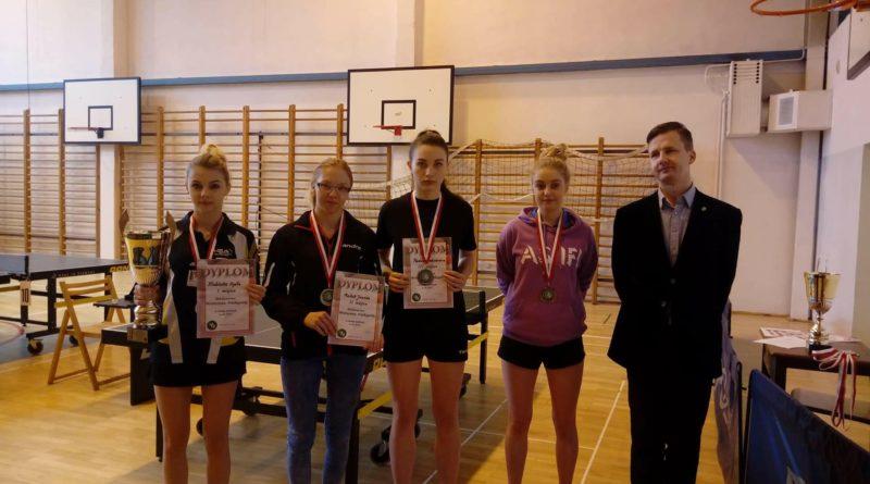 Jeden medal na Młodzieżowych Mistrzostwach  Wielkopolski !!!